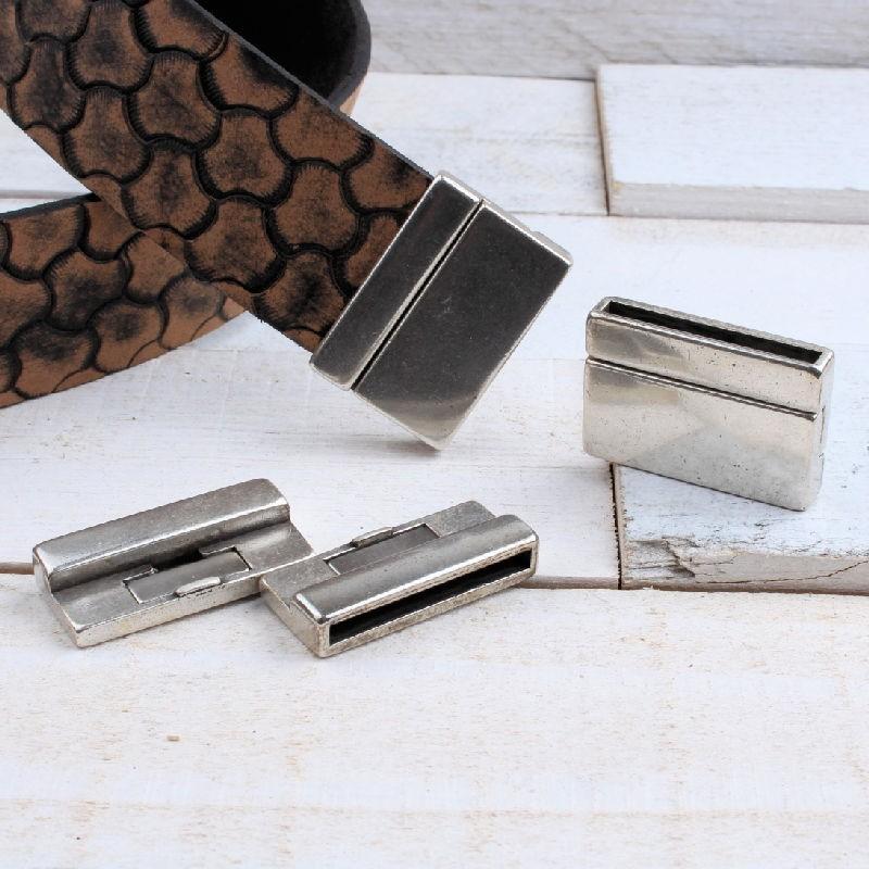 DQ metaal magneetsluiting (22x33mm)DQ793 Magneetsluitingen