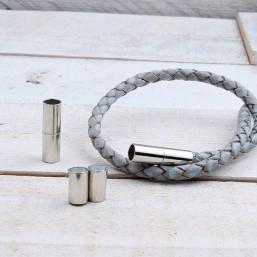 Magneetsluiting (5mm)ME82 Tube-Gesp