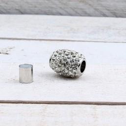 Magneetsluiting Shamballa (6mm)ME731 Bol