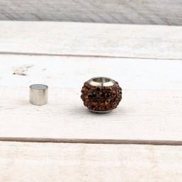 Magneetsluiting Shamballa (6mm)ME721 Bol