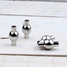 RVS magneetsluiting glansRVS01 Bol