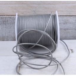 DQ Metallic pastel grey 2mm DQ1007 Metallic 1-2-3mm