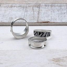 Ring met inlegRI02 Ringen (vingers)