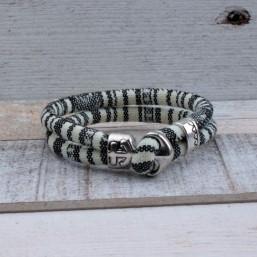 Heren armband Aztec met Anker Heren armbanden