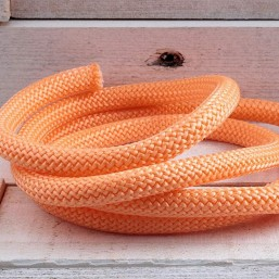 TJLLZZ nylon koord Pastel Peach 10mm TK10