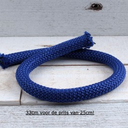 TJLLZZ nylon koord Hollands Blauw 10mm TK09 TJLLZZ koord 10mm