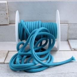 TJLLZZ koord Turquoise 6mm TK14 TJLLZZ nylon koord 5mm en 6mm