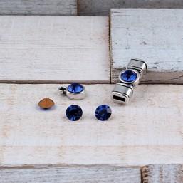 Preciosa puntsteen SS29 Sapphire PP21 Preciosa SS29 puntsteen