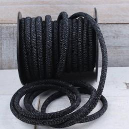 Jeans koord Black 4mm JK01