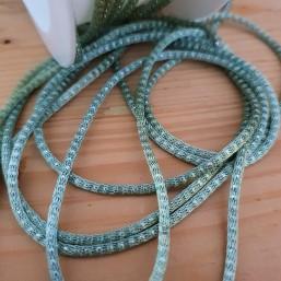 Meshwire Turquoise met ballchain MW02 Meshwire met ballchain