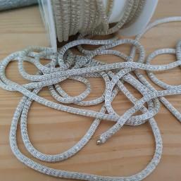Meshwire Wit met ballchain MW01 Meshwire met ballchain
