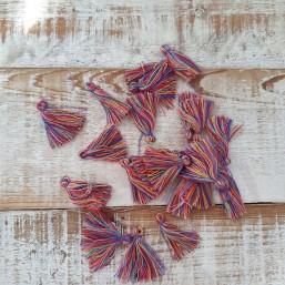 Kwastje Multicolor 25mm KW73 Kwastjes