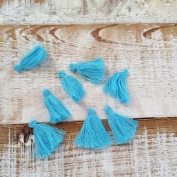 Kwastje Licht Blauw 25mm KW62 Kwastjes